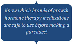 Growth Hormone Therapy Medications
